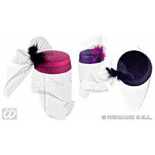 Cappello burlesque a cappelli e copricapi per carnevale e teatro  c7ccf3231250
