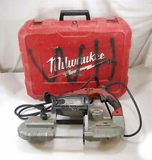 Milwaukee Band Saw 10.5A Corded Electric Deep Cut Heavy Duty 6230N  w/ Case