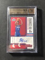2018-19 CONTENDERS SHAI GILGEOUS-ALEXANDER UP COMING AUTO /199 BGS 9.5 POP 1