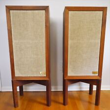 ACOUSTIC RESEARCH AR 3a SPEAKERS - NICE SET! WITH LOW SERIAL #s & ALINCO WOOFERS
