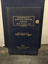 Handbook Of United States Coins 1976