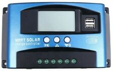40A Dual USB LCD MPPT Solar Charge Controller Regulator for 12V/24V Battery