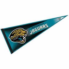 8049f9e53 Jacksonville Jaguars NFL 29 Pennant by WinCraft 858696