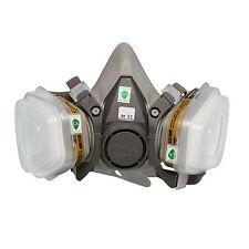 Safe Anti-Dust Mask Industry Spray Painting Gas Mask Grade Spray Respirator Gas