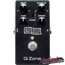 MXR Custom Shop Q Zone Crybaby Fixed Wah Electric Guitar Effect Pedal