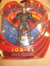 DC UNIVERSE JOR-EL JOREL FIGURINE MOVIE MASTERS BRAND NEW