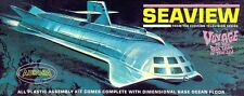 "Aurora Voyage To The Bottom Of The Sea ""Seaview"" Model Kit Sticker or Magnet"