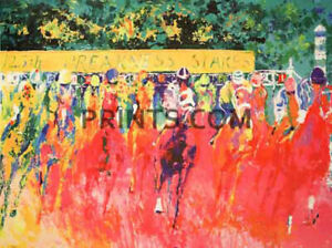 LeRoy Neiman 125th Preakness Stakes Open Edition