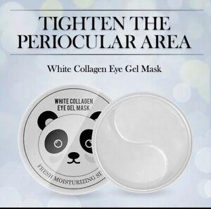 Collagen Eye Mask, Anti Aging Treatment for Puffy Eyes, Dark Circles ,Hydrogel