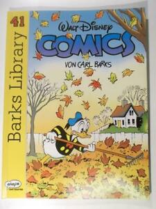 Barks Library Comics Band 41 Ehapa 1.Auflage Zustand 2