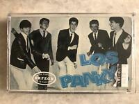 2015 Los Panky's Cassette Tape Burger Records Latin Garage Rock
