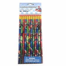 Mariokart Pencils School stationary Supplies 36pc