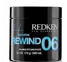 Redken Rewind 06-Pliable Styling Paste - Texturizing Hair Paste