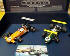 SCALEXTRIC 1/32 C3589A LEGENDS MCLAREN M7C VS BRABHAM BT26A TWO CAR PACK, NIB