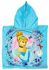Disney Princess Cinderella Bath Poncho Towel 50x100cm Kids Girls Great For Pool