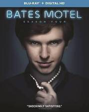 Bates Motel: Season Four (Blu-ray Disc, 2016, 2-Disc Set) New Sealed w/slipcase