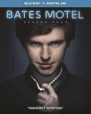 Bates Motel: Season Four (Blu-ray + Digital HD) New