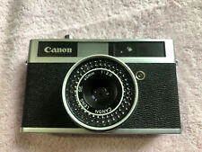 Canon Canonet Junior Camera With 40 mm Lens film vintage