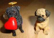 Zwei DOGGEN als Miniatur - Danbury mint (die dritte)