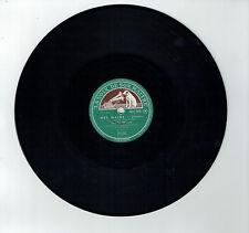 78T Gilbert BECAUD Disque Phonograph DONNE-MOI -MES MAINS Chanté VOIX MAITRE 568