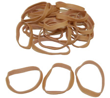 """10 x Thick 2.25"""" Strong Rubber Elastic Bands"""