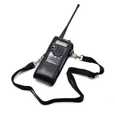 Extended Leather Soft Case Bag for Baofeng UV-5R 3800mAh Portable Radio Wal