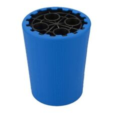 JConcepts 2371B Exo Shock Stand and Container Black Stand/Blue Container