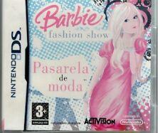 Barbie Fashion Show - Pasarela de Moda (Nintendo DS)