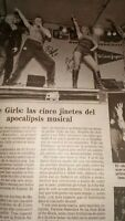 Spice Girls. Las Cinco Jinetes Del Apocalipsi.s.1997
