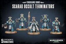 Thousand Sons - Scarab Occult Terminators 43-36 - Warhammer 40 000