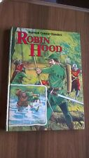 VINTAGE ROBIN HOOD BOOK 1978 (PURNELL COLOUR CLASSIC) -AS NEW!