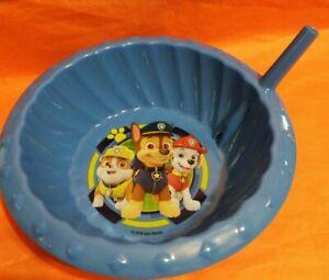 ZAK Paw Patrol  Sipper Bowl Brand New