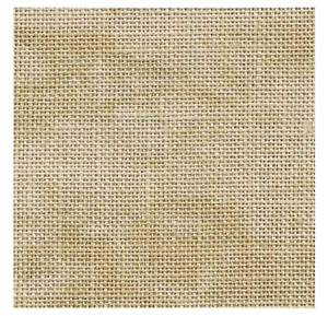 Vintage Mocha 36 Count Zweigart Edinburgh linen even weave fabric - size options