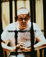 ANTHONY HOPKINS IN THE SILENCE OF THE LAMBSBEHIND BARS