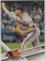 2017 Topps Baltimore Orioles Complete Team Set Series 1, 2, and Update 29 cards