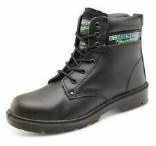 size 10/44 Click 6inch Safety Boot Steel Toe Midsole Water Resistant Anti Static