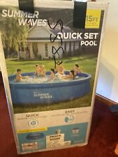 New listing summer waves Pool 15 x 36