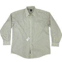 Jos. A. Bank Dress Shirt Men's Size Large Long Sleeve Collared Button Down New