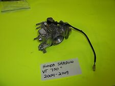 2004-2009  HONDA SHADOW VT 750C  REMANUFACTURED  CARB CARBURETOR READY TO RUN