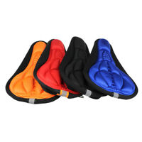 Hot Sale Bike Cushion Pad Thick Cycling Bicycle Sponge Pad Seat Saddle Cover