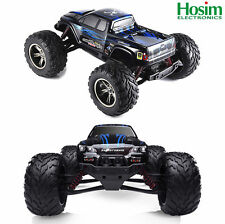 RC Car Monster Truck 33+MPH 1/12 Scale Electric Racing Car Off-road Buggy HOSIM