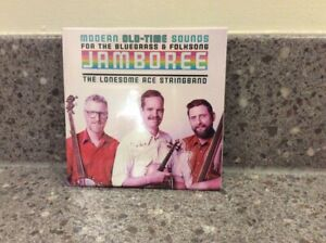 THE LONESOME ACE STRINGBAND-MODERN OLD-TIME SOUNDS-NEW- CD ALBUM-Ref 2042