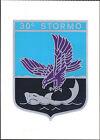 AERONAUTICA MILITARE AVIAZIONE - STEMMA - 30° STORMO
