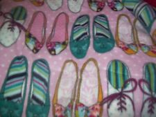 pink shoes girlie girl 45x60 fleece personalized blanket great gift free ship