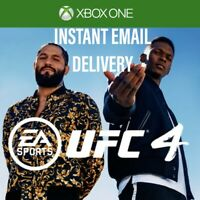 UFC 4 - Xbox One - Game Share (READ DESCRIPTION) Full Access - INSTANT DELIVERY