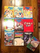 Family Guy Dvd Lot Star Wars
