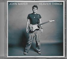 JOHN MAYER - Heavier Things - CD - Rock - Blues - Pop - COL 513472 2 - Europe