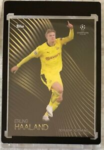 Topps UEFA Champions League Knockout Erling Haaland BVB OnDemand Card