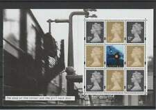 Engeland / Great Britain vel/sheet - Shop at the Corner and Girl next Door (013)