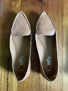 I Love Billy Breane Size 37 Tan Smooth Womens Shoes Casual Shoes Flat